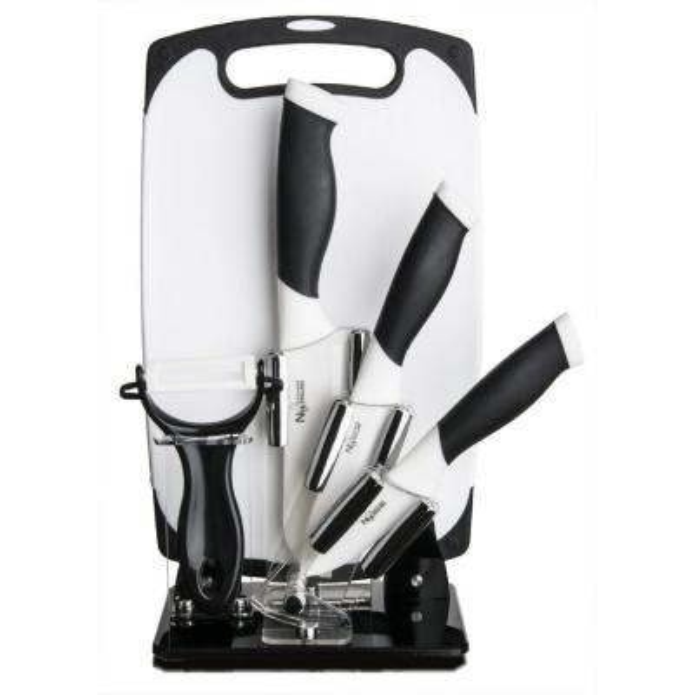 6-Piece Ceramic Knife Set
