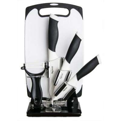 6-Piece Ceramic Knife Set