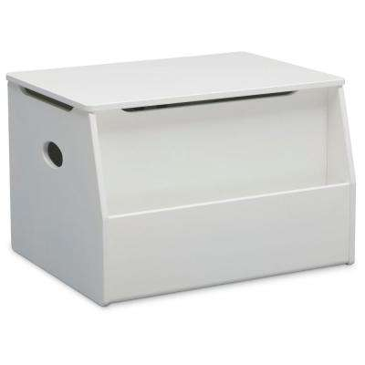 Nolan Bianca White Toy Box