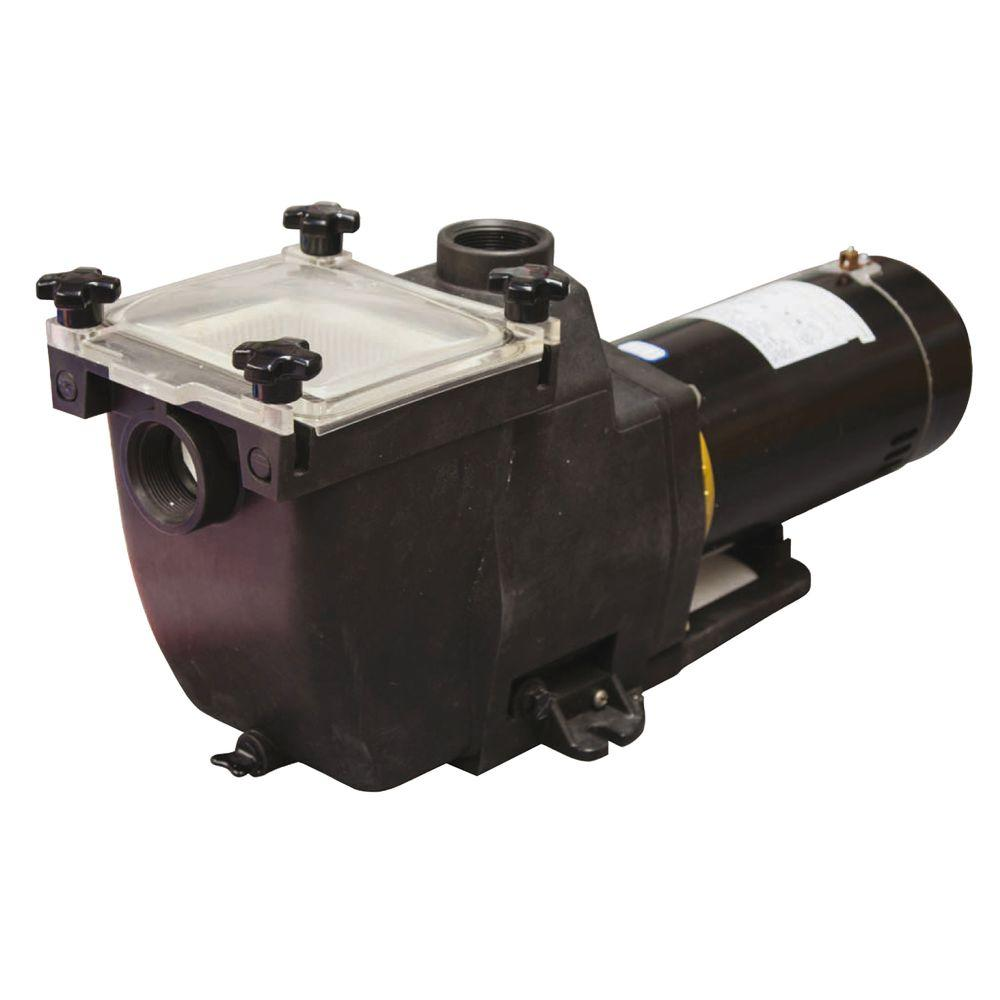 Blue Wave Tidal Wave 1 Hp Replacement Pump For In Ground