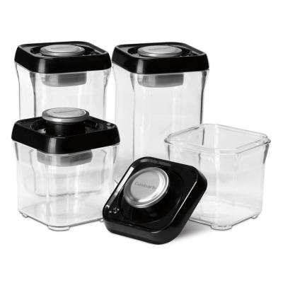 FreshEdge Vacuum-Seal 8-Piece Food Storage System