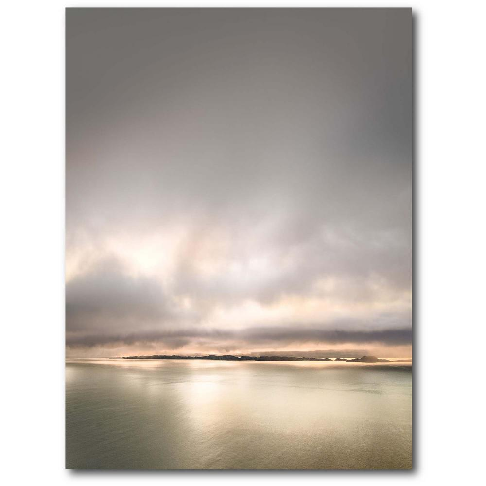 Courtside Market Golden Horizons 16 in. x 20 in. Gallery-Wrapped Canvas Wall Art, Multi Color was $70.0 now $38.93 (44.0% off)