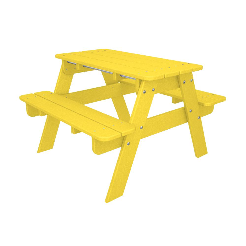 Kids Outdoor Patio Picnic Table