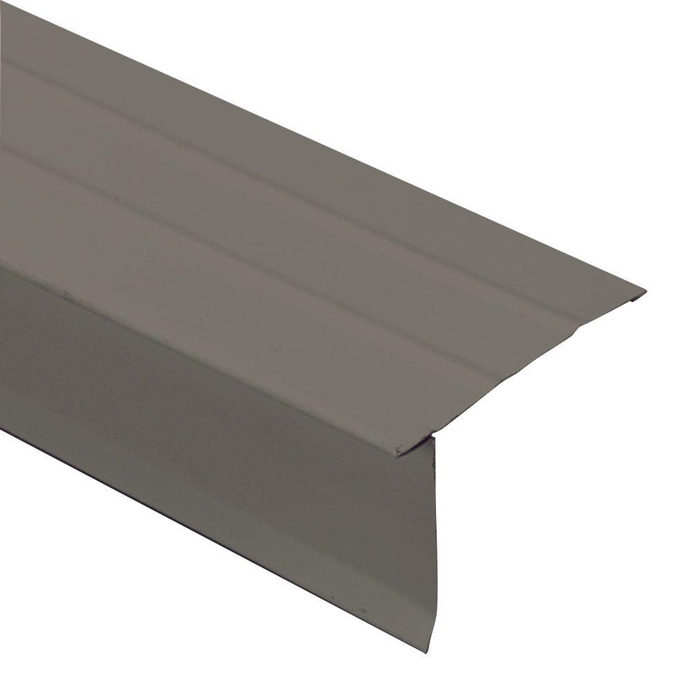 Gibraltar Building Products 3 In X 2 In X 10 Ft Steel