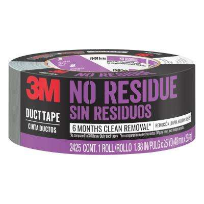Scotch 1.88 in. x 25 yds. Tough No Residue Painter's Duct Tape