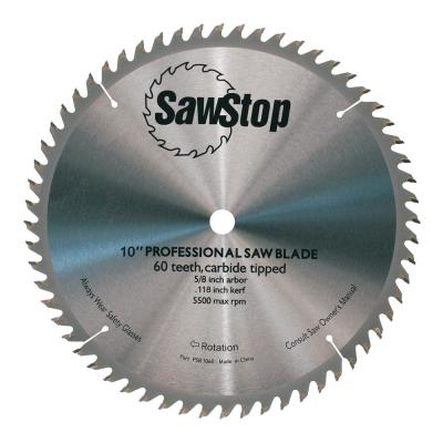 60 Tooth Combination Table Saw Blade