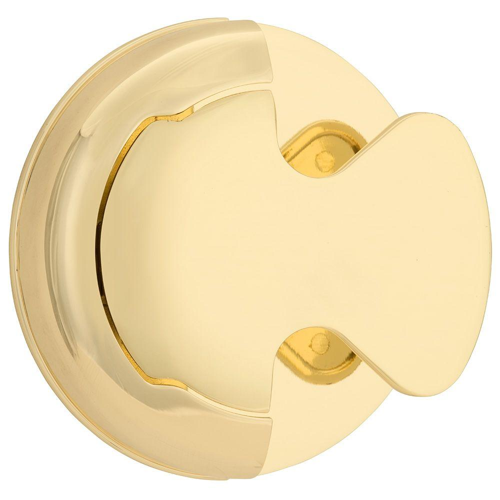 S-Series Bright Brass Privacy Lever