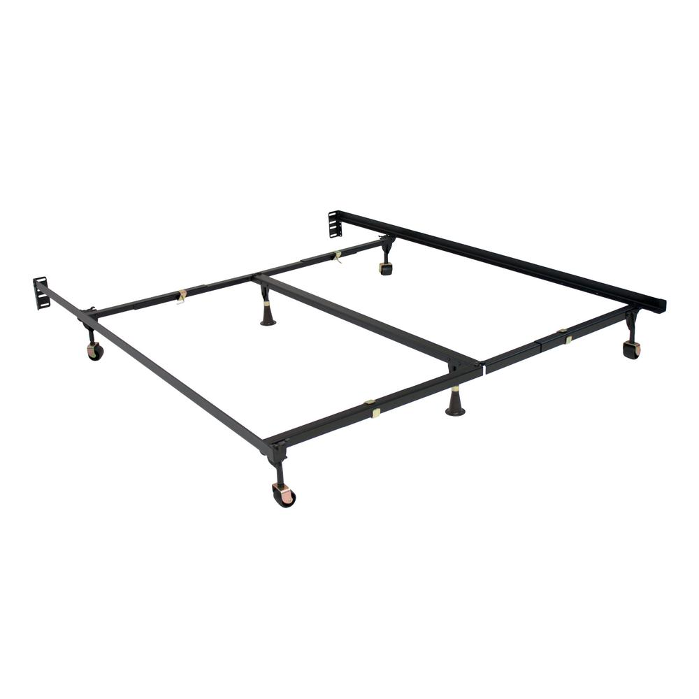 Hollywood Bed Frame Premium Clamp Style Queen Adjustable