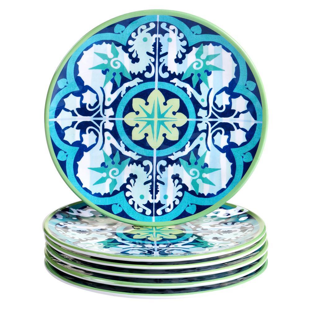 Granada 6-Piece Salad Plate Set