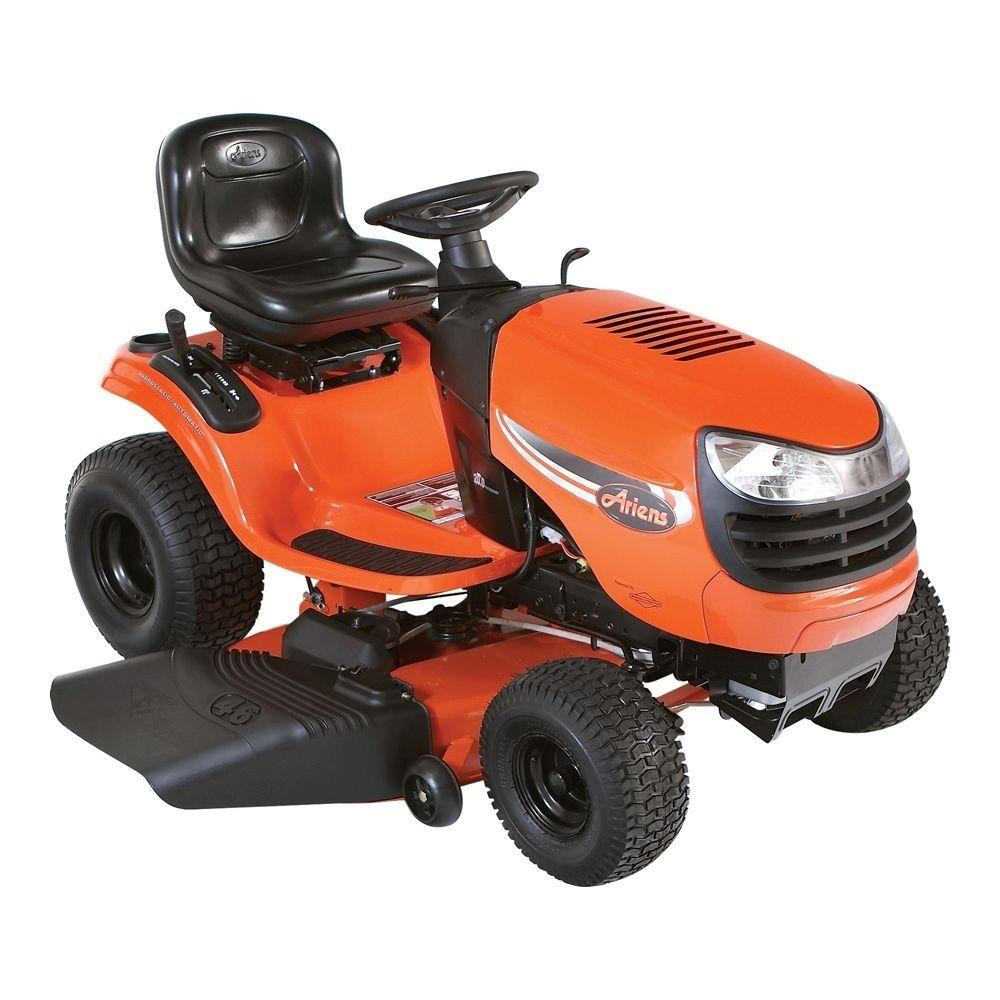 Ariens 46 in. 20 HP Briggs & Stratton Front-Engine Hydrostatic Riding Mower-DISCONTINUED