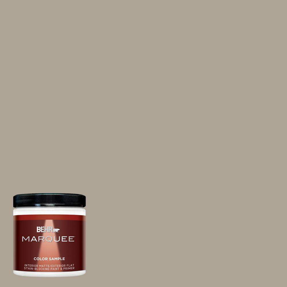 BEHR MARQUEE 8 oz. #MQ2-52 Roadside Interior/Exterior Paint Sample