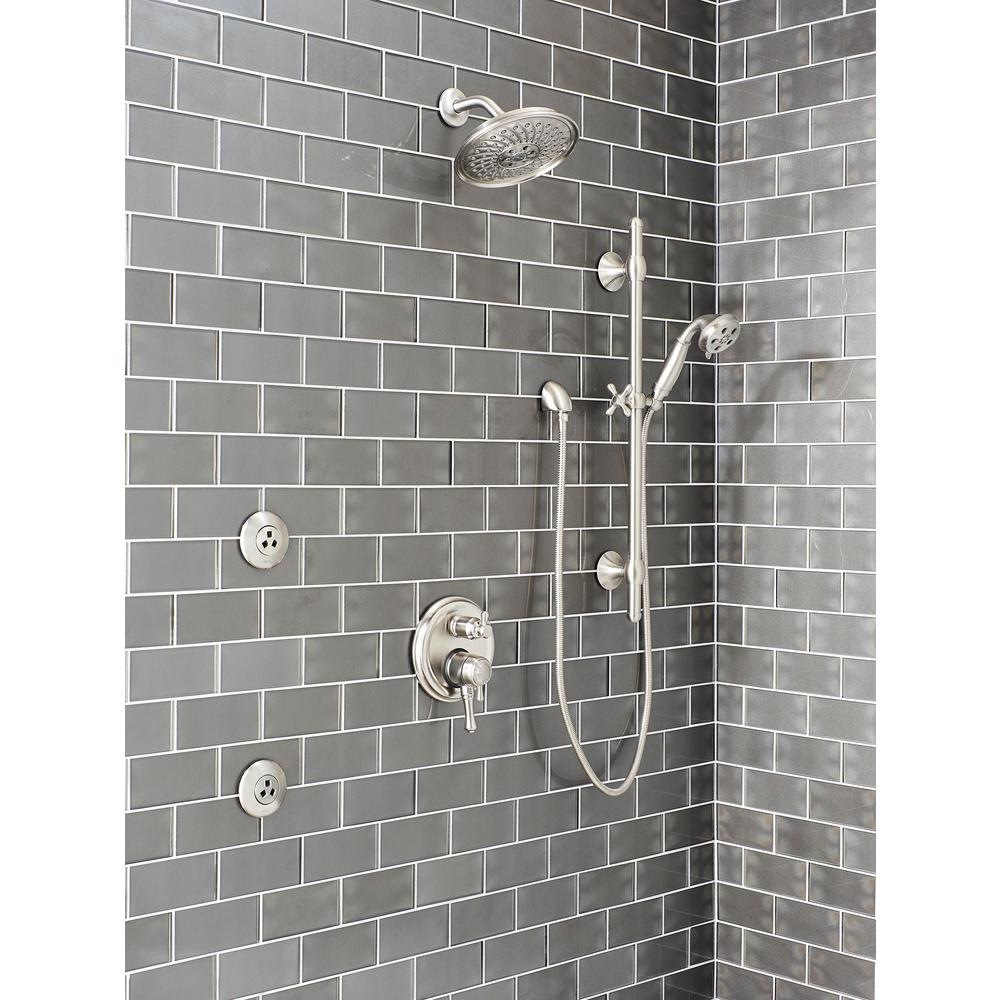 Msi Metallic Gray 3 In X 6 Gl Wall Tile 1 Sq Ft Case