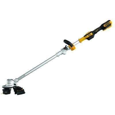 20-Volt Electric Cordless Brushless String Trimmer (Tool Only)