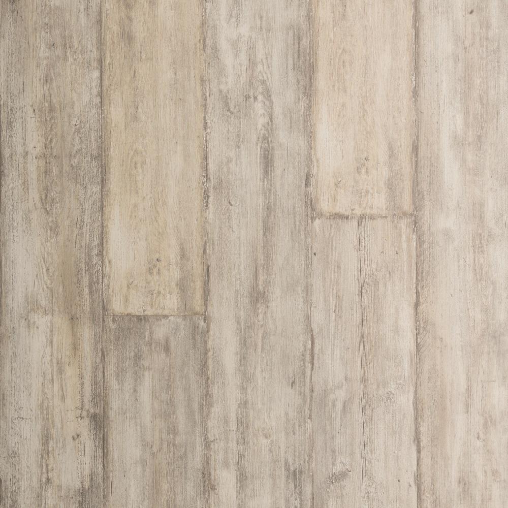 Take Home Sample - Salted Oak Laminate Flooring - 5 in. x 7 in.