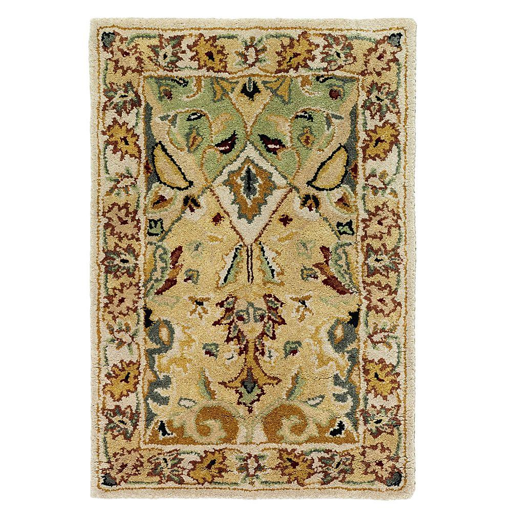 Home Decorators Collection Rhodes Ivory 8 Ft X 11 Area Rug