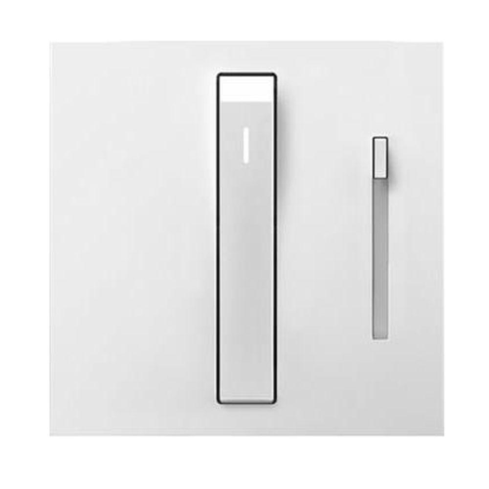Legrand Adorne 1100Watt Single Pole 3Way Whisper Dimmer White - 3 Way Light Switch Home Depot