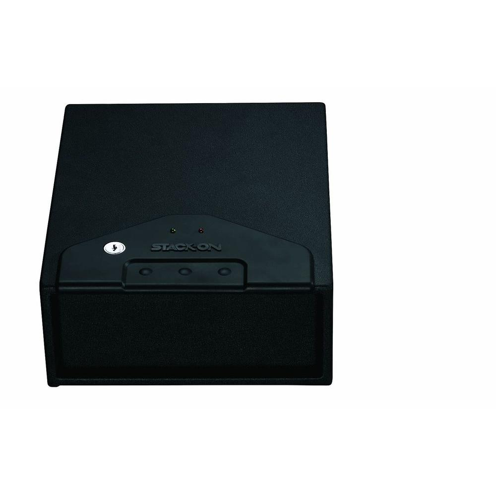 Stack-On 0.007 cu. ft. Quick Access Electronic Lock Safe-DISCONTINUED