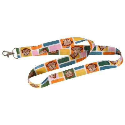 Monkey Lanyard (6-Pack)