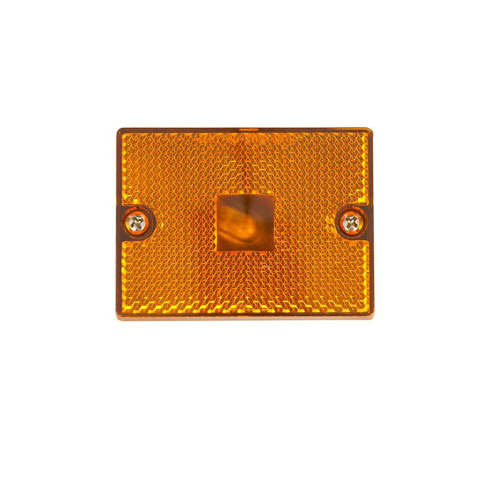 Towsmart Stud Mount Clearance Light 1410 The Home Depot Led Trailer Side Marker With Reflector 2 Wire