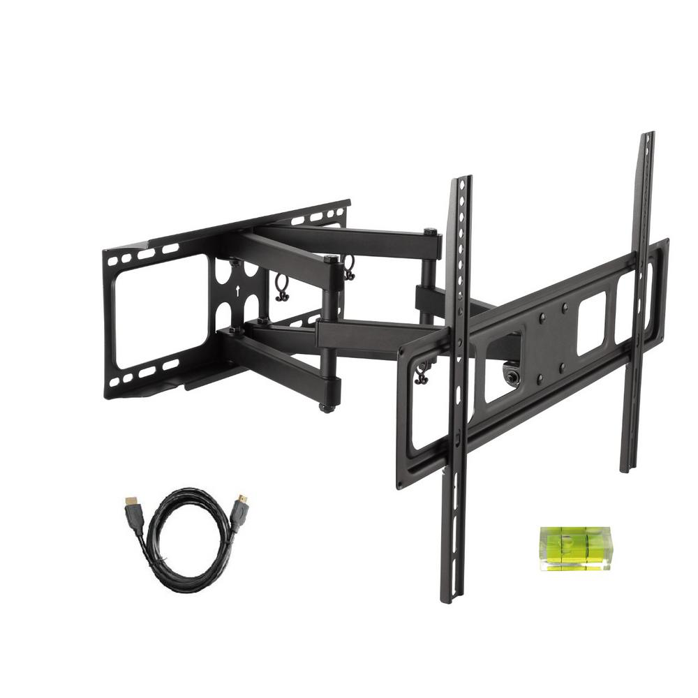 37 in. - 80 in. LCD/LED Full Motion TV Wall Mount