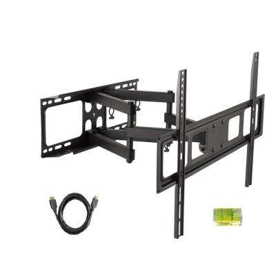 37 in. - 80 in. LCD/LED Full Motion TV Wall Mount Combo