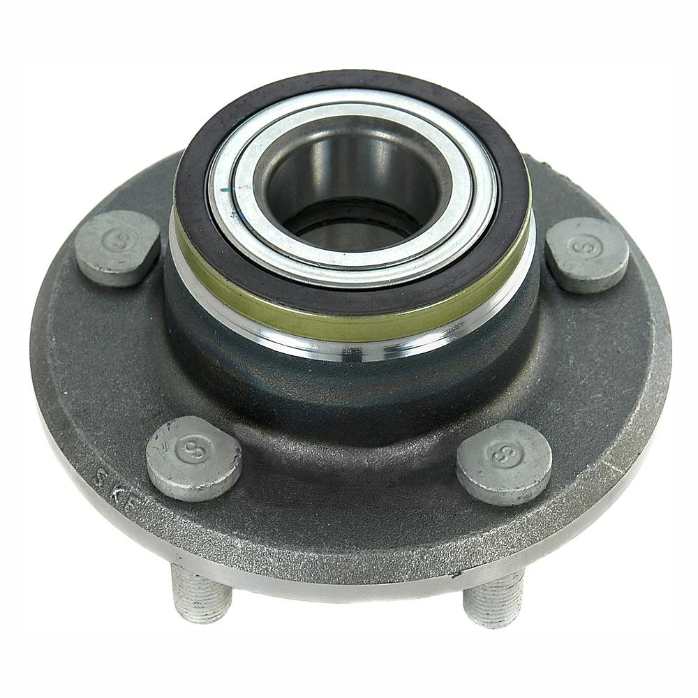 Timken Front Wheel Bearing And Hub Assembly Fits 2005-2014