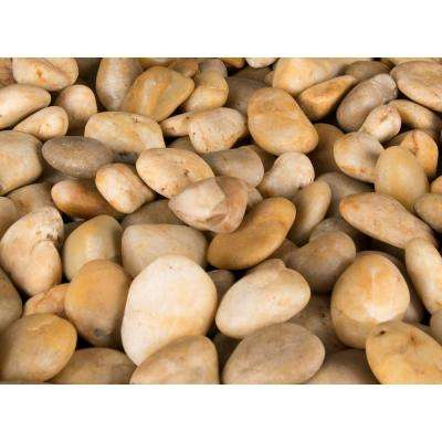 Dorado Beach River Rock 3 cm - 5 cm 40 lbs. Bag (42 Bags/Pallet)