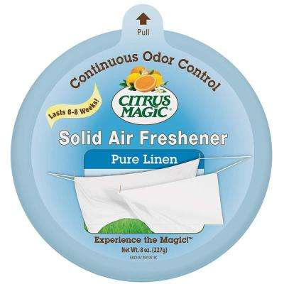 8 oz. Pure Linen Odor Absorbing Solid Air Freshener (6-Pack)
