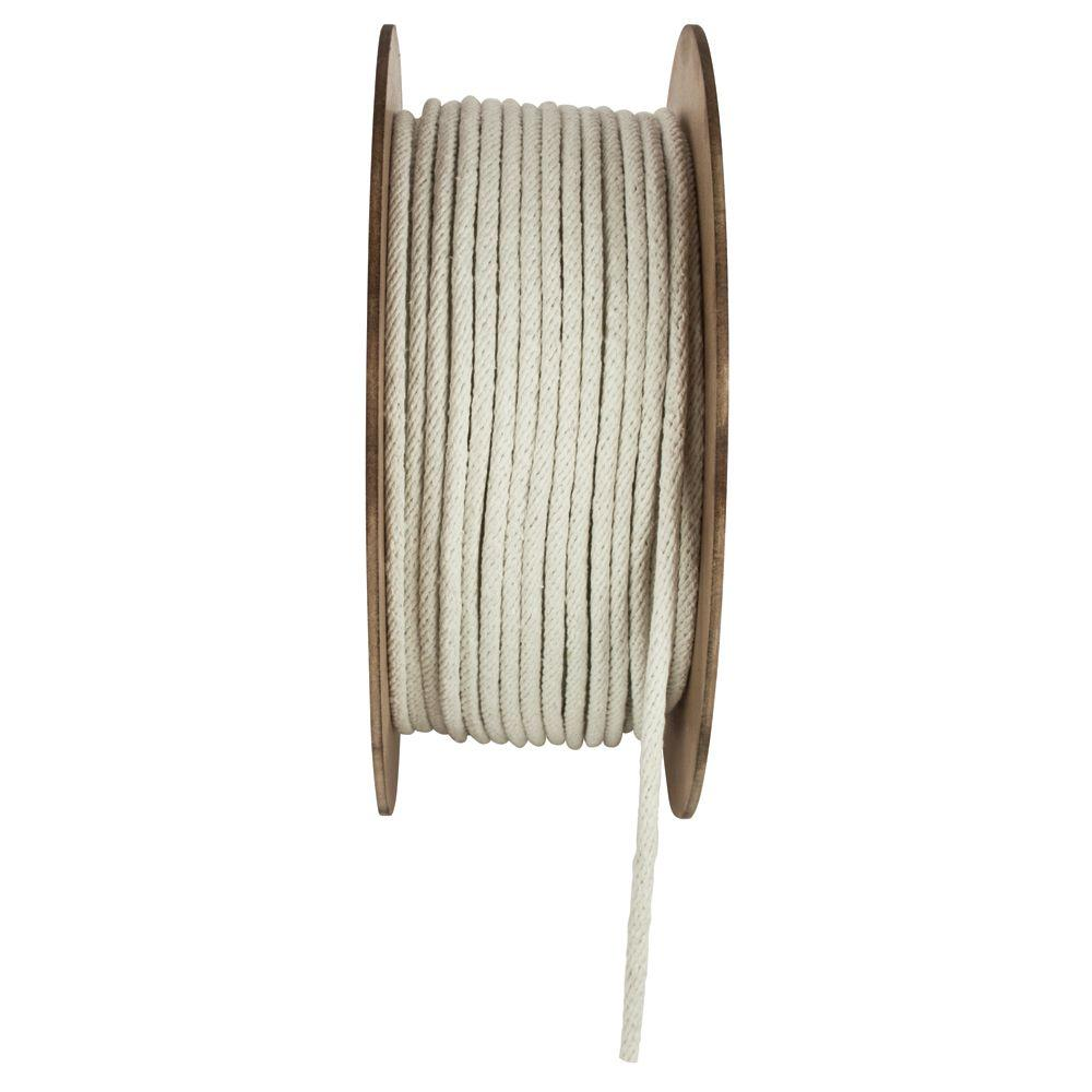 Crown Bolt 5/16 in. x 400 ft. White All-Purpose Clothesline