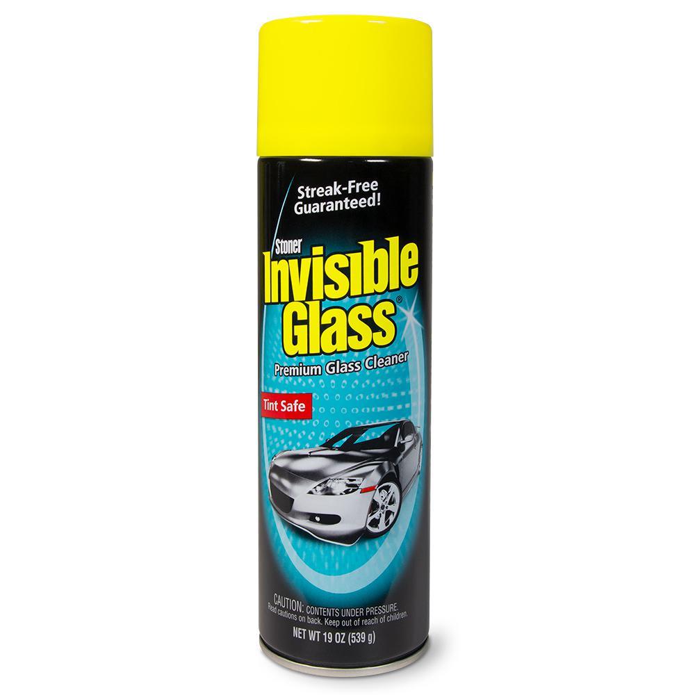 19 oz. Invisible Glass Aerosol Spray