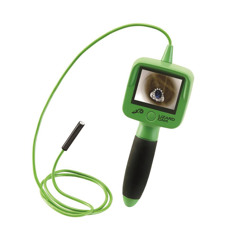 Lizard Cam Flexible Micro-Inspection Camera with HD Micro Camera