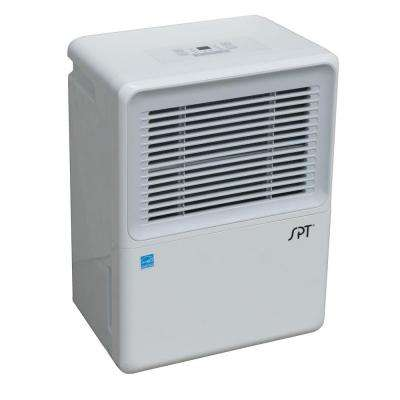 50-Pint Dehumidifier with Built in Pump and Energy Star