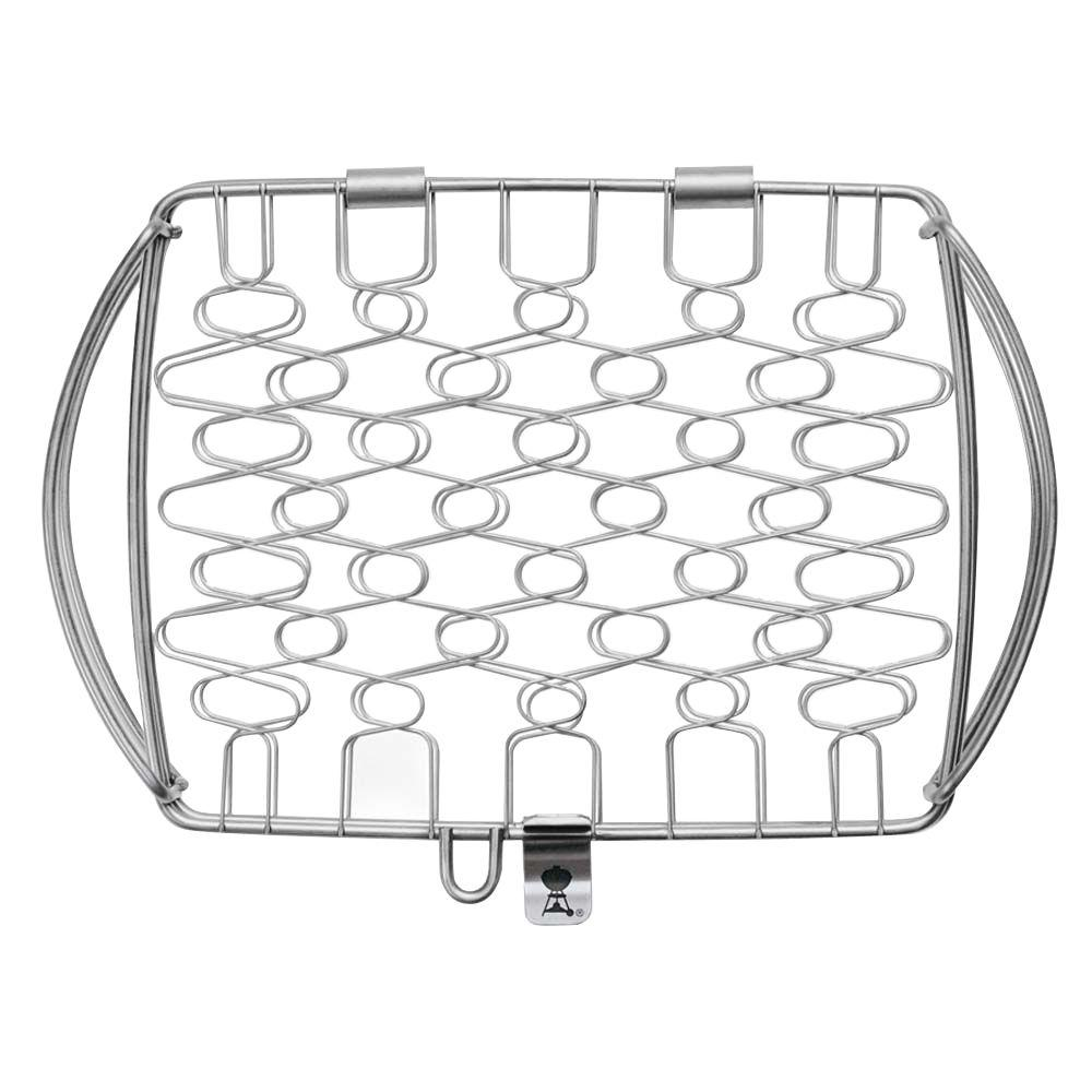 Weber Small Stainless Steel Fish Basket