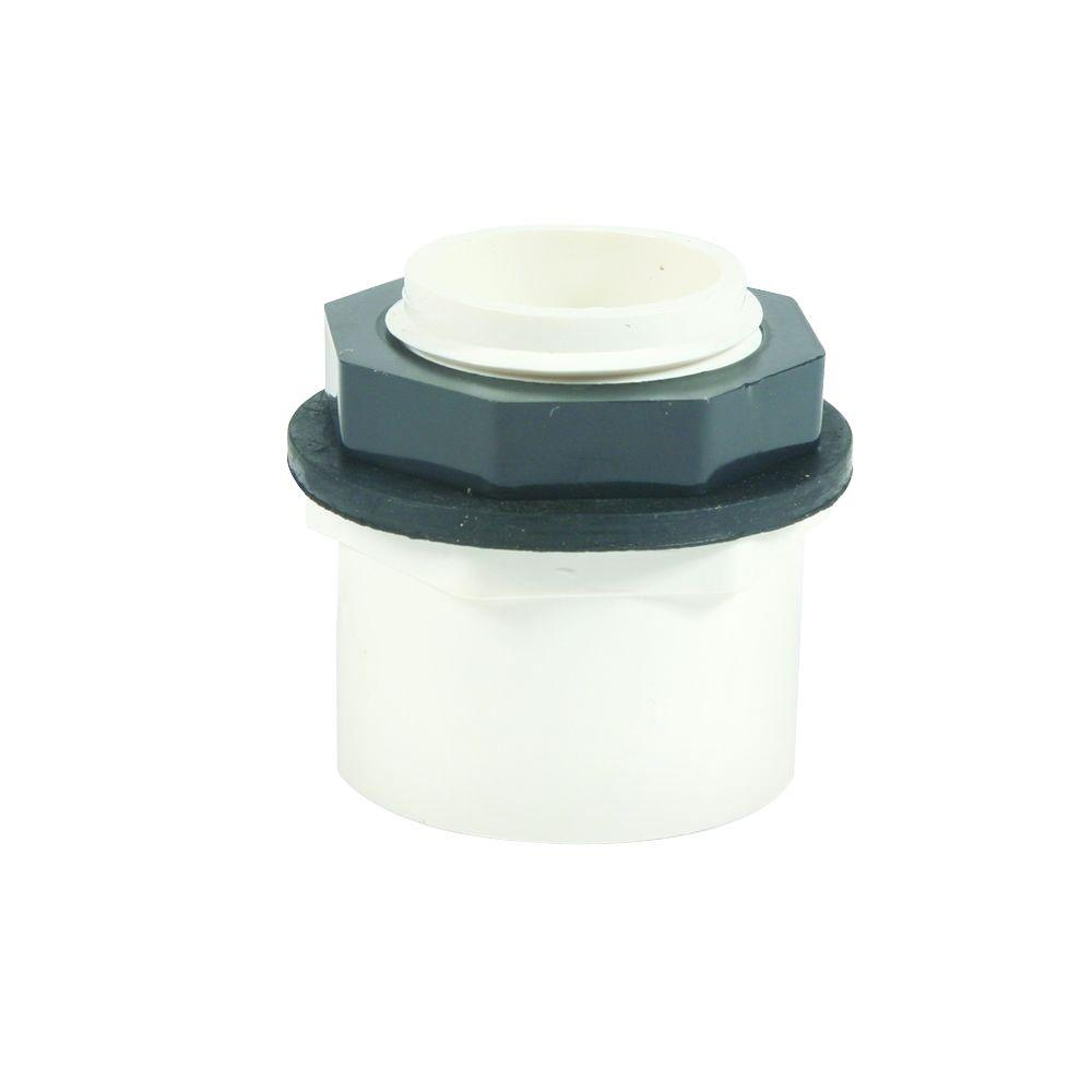 Everbilt in pvc drain pan fitting the