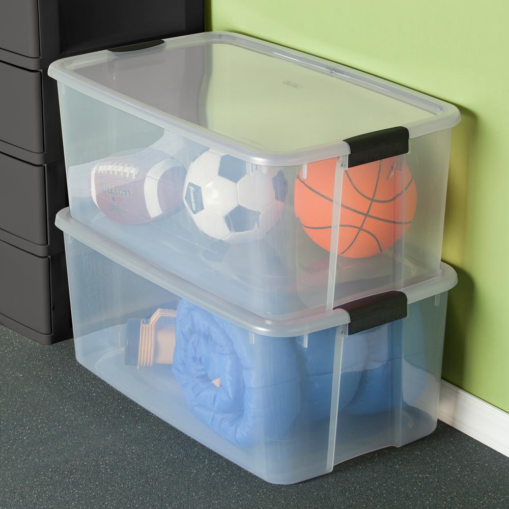 Ultra Storage Box-19908604 Sterilite 116 Qt