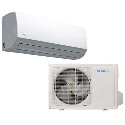 DIY Quick Connect 12,000 BTU Ductless Mini Split Air Conditioner and Heater - 120V/60Hz