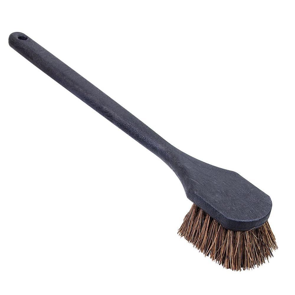 20 in. Palmyra Gong Scrub Brush