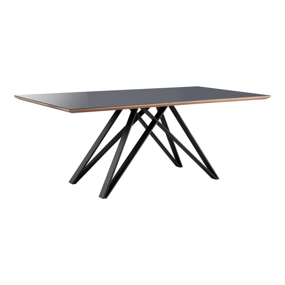 Urbino Dark Grey Dining Table