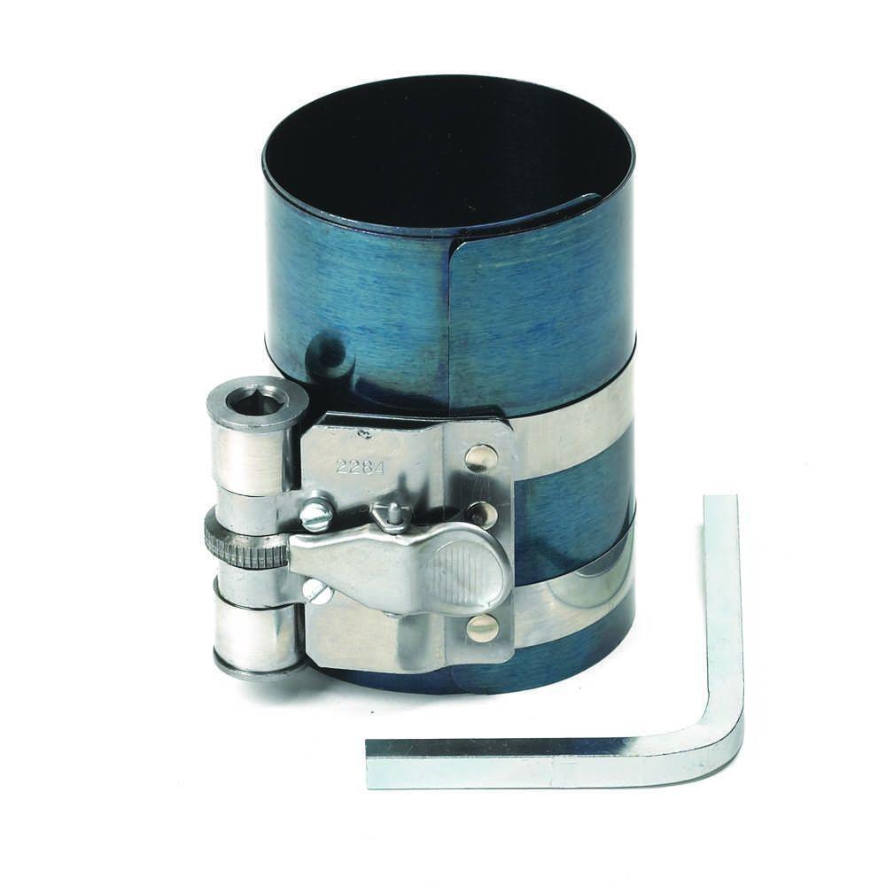 2-1/8 in. x 5 in. Heavy Duty Piston Ring Compressor