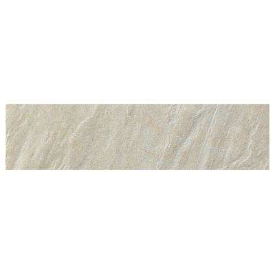 Formations Gravel 6 in. x 24 in. Porcelain Floor and Wall Tile (16 sq. ft. / case)