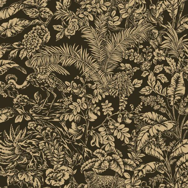 York Wallcoverings 56 sq. ft. Outdoors in Botanical Sanctuary Wallpaper ON1621