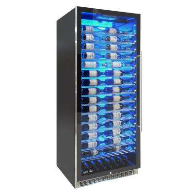 Private Reserve Series 188-Bottle Commercial 300 Wine Cooler (Left Hinge)