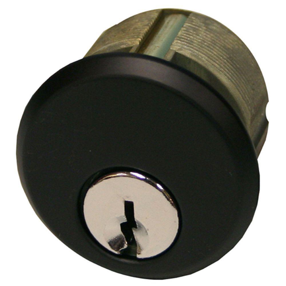 Global Door Controls Duronotic Single Zinc Mortise