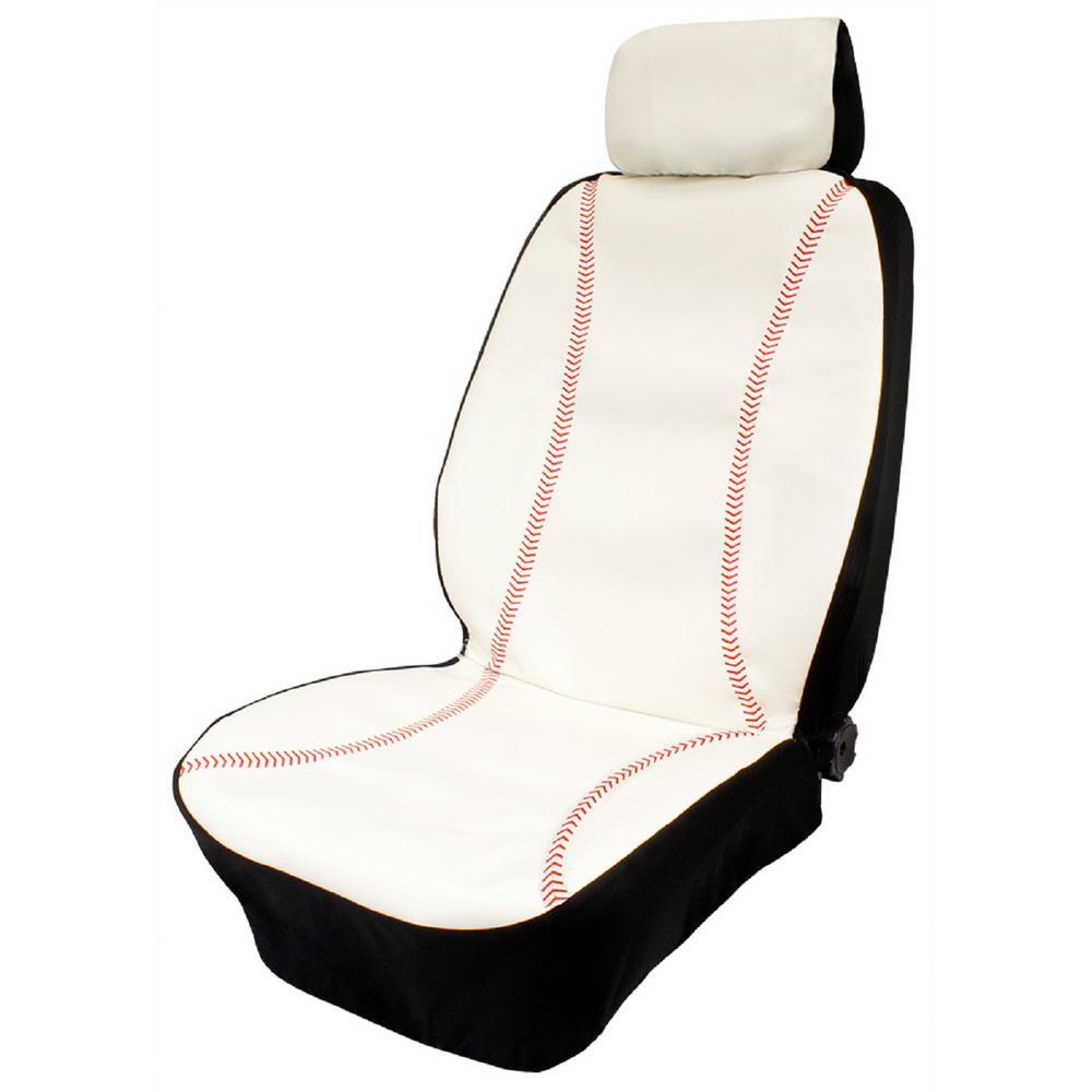 Varsity Sport PVC 9 in. L x 6 in. W x 5 in. H Baseball Seat Covers