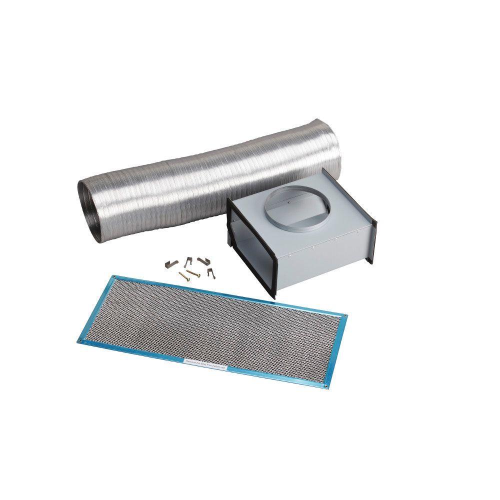 Non-Duct Filter Kit for EW56 Range Hoods