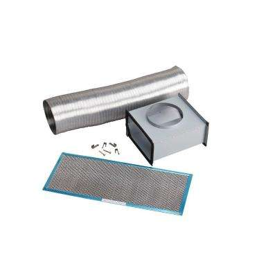 Ductless Filter Kit of EW56 Range Hoods