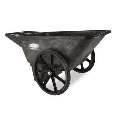 7.5 cu. ft. Plastic Yard Cart