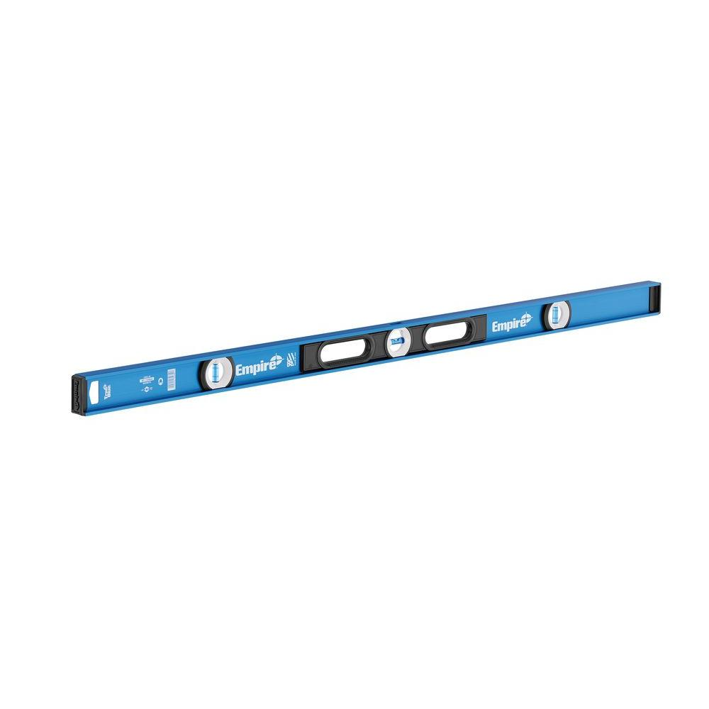True Blue 48 in. Magnetic I-Beam Level