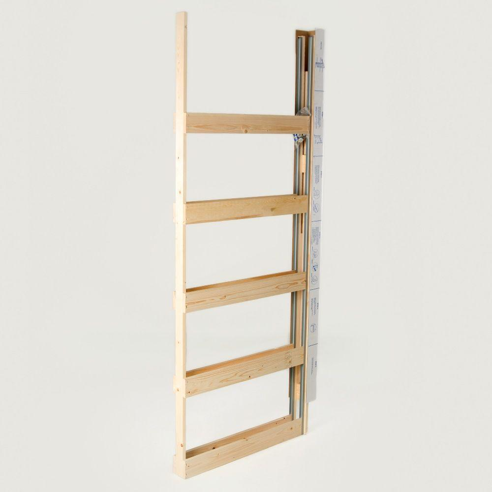 Au0026F Wood Products 24 in. x 80 in. Pocket Door Frame & Au0026F Wood Products 24 in. x 80 in. Pocket Door Frame-1-17502-0 ... pezcame.com