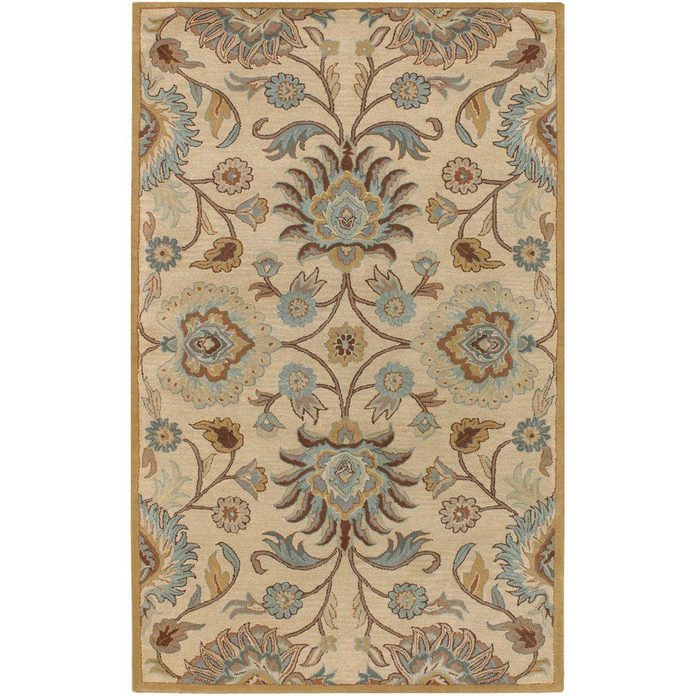 Artistic Weavers Artes Beige 5 ft x